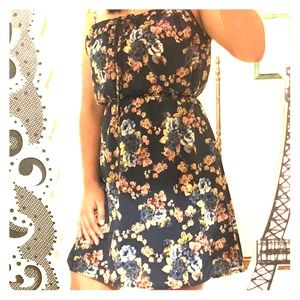 mine Floral Dress